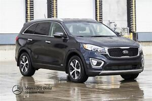 2016 Kia Sorento EX V6 3.3L Leather w/7 Passenger