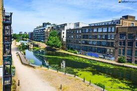Canal Side, Private Balcony, Two Bathrooms, Huge Kitchen/Reception. All you need!
