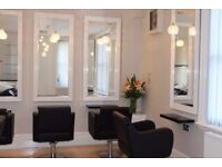 Rent a Chair within a High End Hair Salon with Beauty and Aesthetics Business