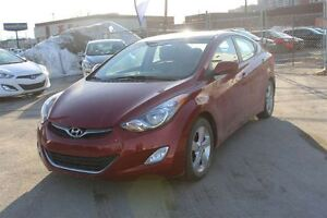 2012 Hyundai Elantra GLS TRES BAS KM 24 000 KM SEULEMENT!!!+MAG+