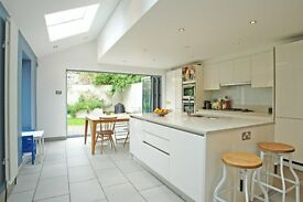 Five bedroom house on Crystal Palace Road, East Dulwich SE22