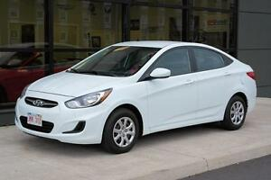 2013 Hyundai Accent L Clean - Affordable - Fuel Sipper
