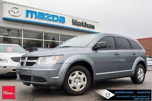 2010 Dodge Journey SE 7 SEATERS ALLOY AT AC POWER PACKAGE