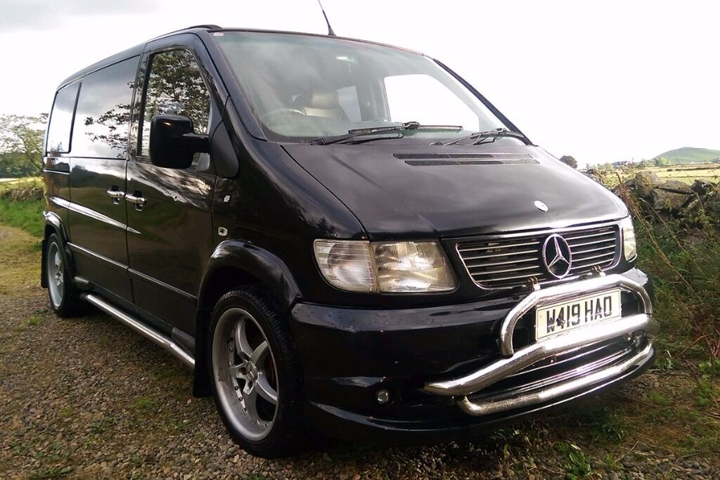 mercedes vito camper conversion mot 39 d july 2017 in biggar south lanarkshire gumtree. Black Bedroom Furniture Sets. Home Design Ideas