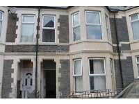 2 bedroom flat in Monthermer Road, Cathays, CF24 4QW