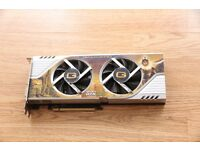 Gainward Nvidia Geforce 580 GTX 1.5GB - Faulty