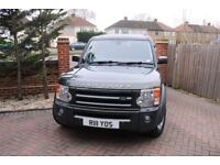 Land Rover Discovery 3 TV6 SE AUTO diesel 2006 metallic Green