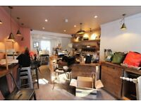 Prime Location running cafe in Hampstead ---Viewing STRICTLY by appointment