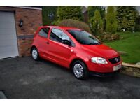 2009 Volkswagen Fox 55 1.2 very clean cheap tax and insurance ideal 1st car