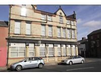 53 Marsh Lane Flat 9 Borough House L20 4HU Electric heating & DG. DSS WELCOME