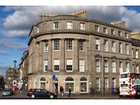 Double Bedroom Central Edinburgh