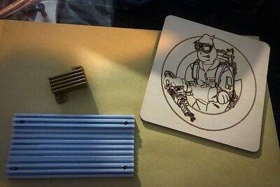 Spirit Trap Upgrade Part/side Plate/resistor