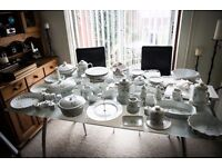 Large collection of Real Brasil Porcelena
