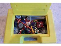 Knex in Storage Box