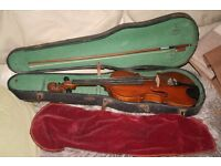 old German full size violin