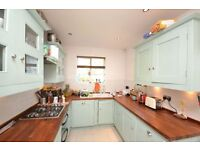 Three bedroom house with garage and private garden in Howard Walk, East Finchley