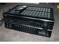 ONKYO TX-SR608 7.2 Channel 160 Watt Receiver
