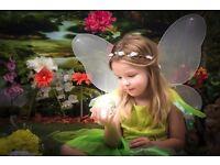 Children's Fairy Photoshoot