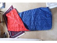 Polyester Extra Long Sleeping Bag