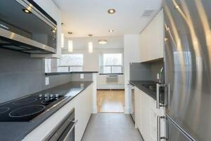 Fully Renovated 3 Bedroom, 2 Bath Suite Top Floor in Rosedale