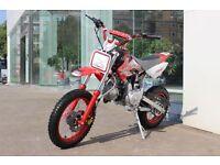 125cc MXB Pit bike. New 2016 kick start, 76cm seat height