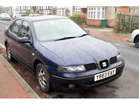 SEAT TOLEDO 1.8 PETROL FOR QUICK SALE