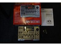 BOSS BR-900 with original manual, box and power supply