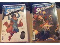 DC Universe Rebirth Superwoman All Unread Perfect Condition Issues 1-4