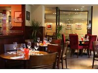 Experienced F/T Assistant Manager- City Centre Steakhouse- £21,000+bonus