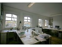 4 Large Studio Desk Spaces Available Holborn WC1 X8NW