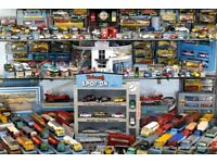 Diecast Cars wanted - Spot on - Triang - Corgi - Moorestone