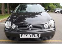 Volkswagen Polo 1.4 SE 5dr AUTOMATIC GEARBOX