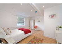 BRAND NEW 3 DOUBLE BEDROOM, 2 BATHROOM GARDEN FLAT! HIGH SPEC! CHEAP! NW1! GREAT TRANSPORT LINKS!