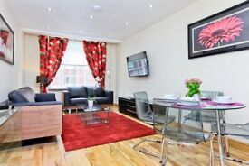 Luxury Two Bedroom Apartment - Heart of London - SAFE & SECURE BUILDING