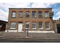 Amazing 4 bed 1000sqft Warehouse Apartment Flat..Garden, Wood floors,Fireplace! 2 Bathrooms