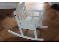 IKEA SUNDVIK Rocking- chair for kids