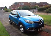 2014 Renault Captur 1.5 DYNAMIQUE S MEDIANAV ENERGY DCI S/S 5d 90 BHP LOW MILAGE