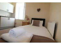 Self-contained bedsit apartment within shared accommodation - All bills included