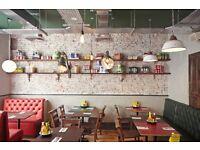 Byron Kitchen Porter, Leeds