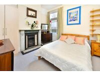 Framfied road, Highbury, Islington N5 1UU - Spacious double bedroom flat to rent in period property