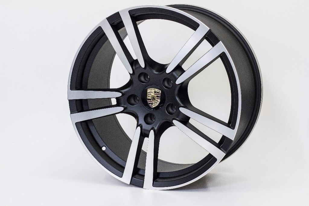 Four 20 Quot Porsche Turbo 2 3 Style Alloys Wheels Carrera Panamera 911 997 987 Boxster Cayman 996