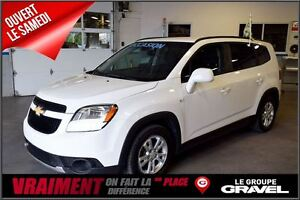 2012 Chevrolet Orlando LT 7 PASS. DEMARREUR BLUETOOTH