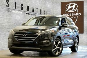2016 Hyundai Tucson 1.6 Turbo 4x4 MAGS VOLANT CHAUFFANTS ANGLES