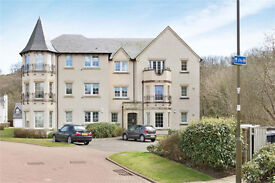 Beautifully presented, part furnished, 2 bed ground floor flat for rent in quiet residential area