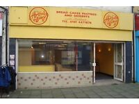 For Rent Ideal Bakery/Deli/Fast Food/Sandwhich Bar/ Pizza Seaham High St £150 pw Post code SR77HQ