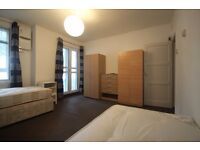 CENTRAL LONDON TWIN ROOM TO RENT NEXT TO THE MORNINGTON CRESENT STATION