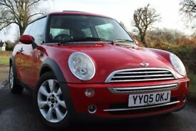 2005 Mini One Hatch - PAN ROOF - LOW MILES - HISTORY