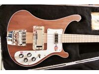 Rickenbacker Bass 4003 Walnut with Hard Case