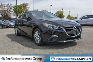 2015 Mazda MAZDA3 GS|BLUETOOTH|REAR CAM|KEYLESS|ALLOYS