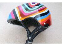 Nutcase Skate Cycle Scoot Helmet S-M